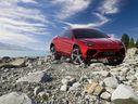Lamborghini concept Urus (2012)
