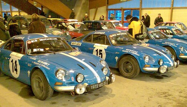 Comas Historic Racing (Alpine inside) - Auto titre