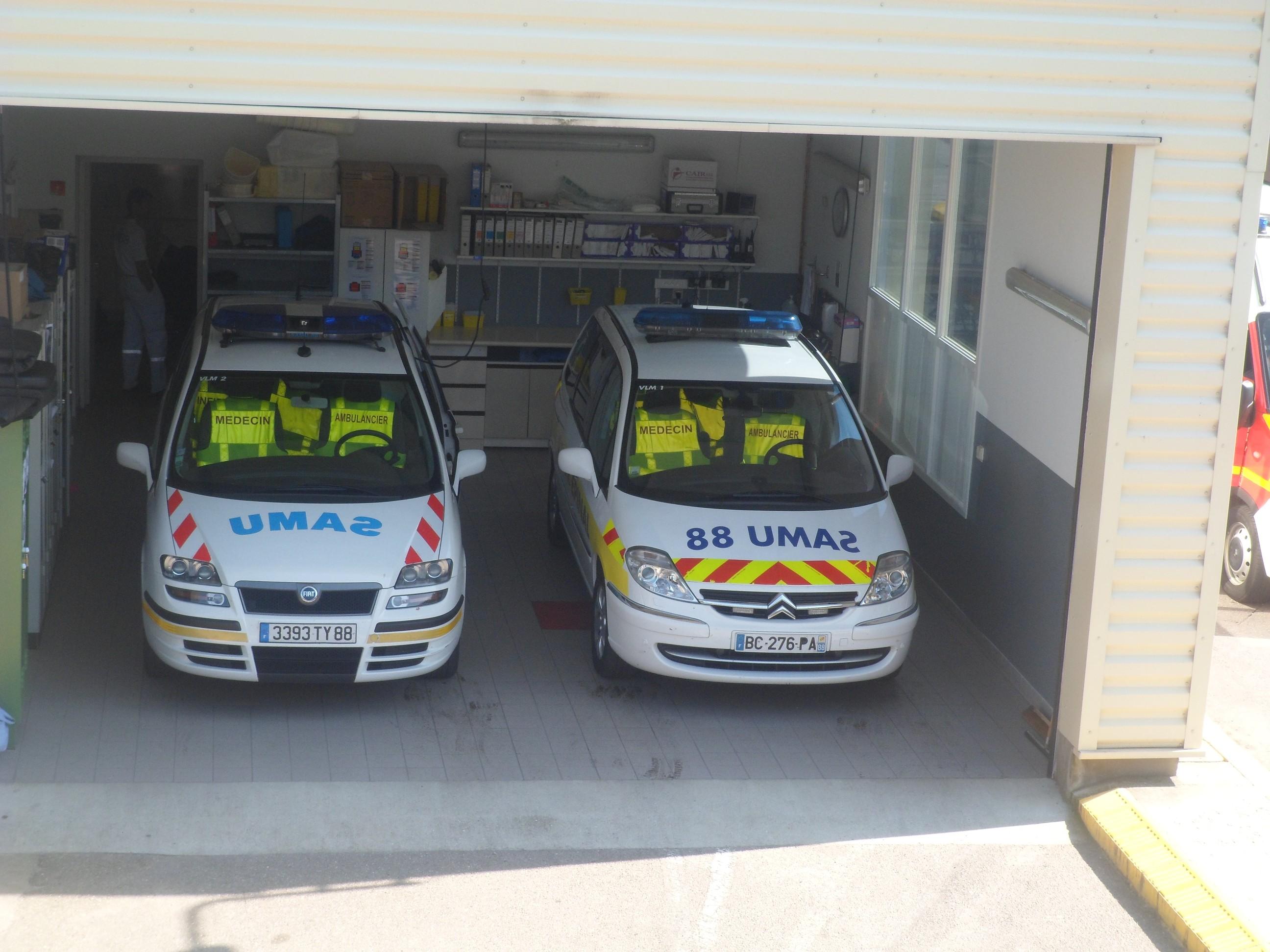 ambulancee ostend
