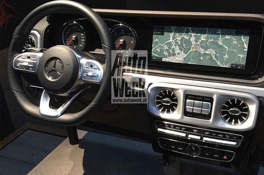 Mercedes Classe G Iii 2018 202x