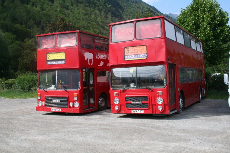 Autobus autocars cars bus auto titre - Image de bus anglais ...