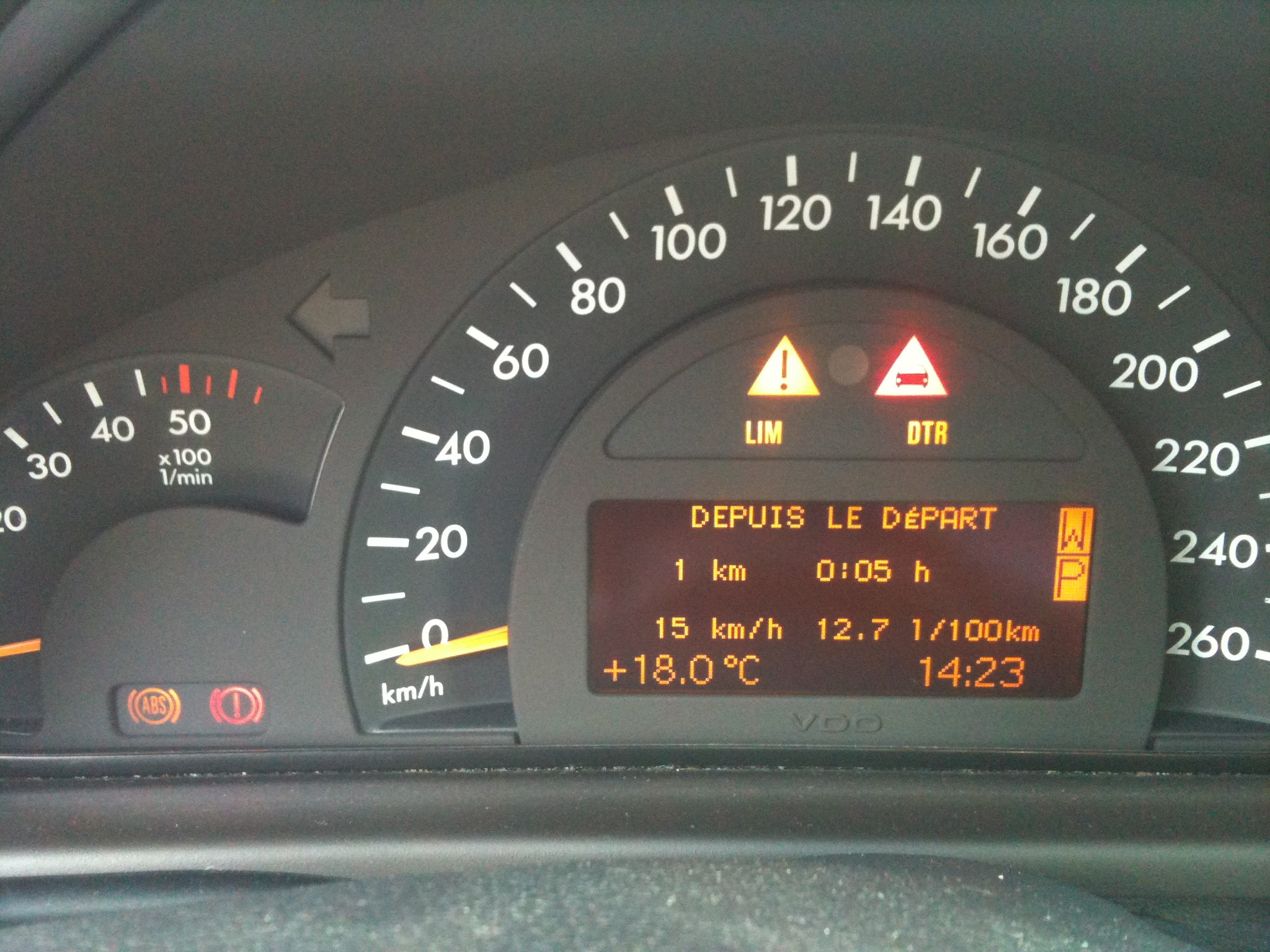 Reglage Heure Mercedes  Cdi