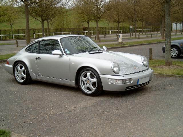 Les Jantes Porsche 964 Vous Les Pr 233 Ferer Auto Titre