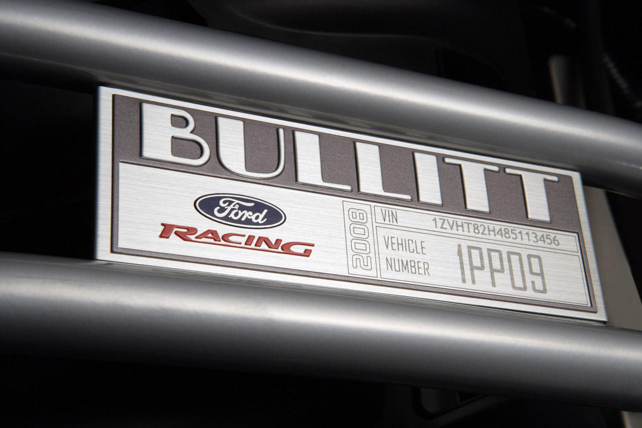 Ford Mustang Bullitt Auto Titre