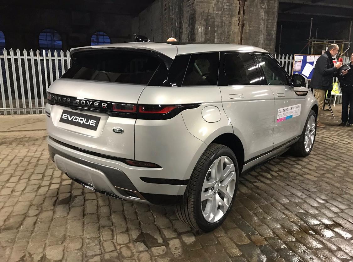 2018 - [Land Rover] Range Rover Evoque II - Page 6 2630a41d79