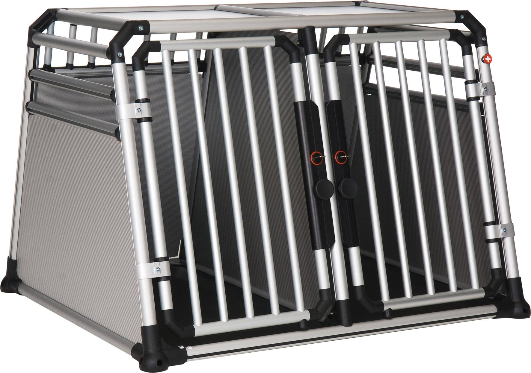 cages chiens dans vehicule auto titre. Black Bedroom Furniture Sets. Home Design Ideas
