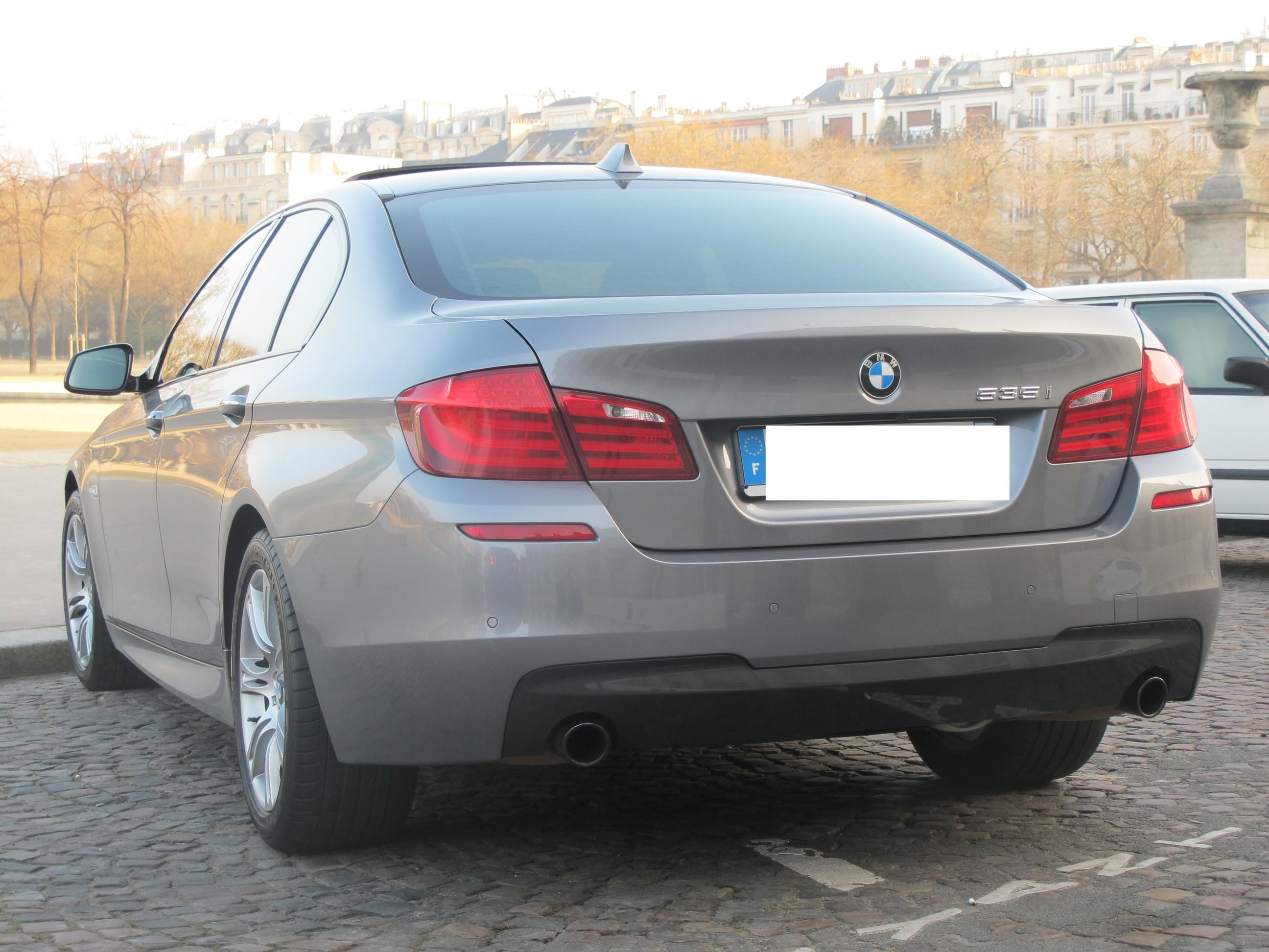 Bmw Serie 5 Auto Titre