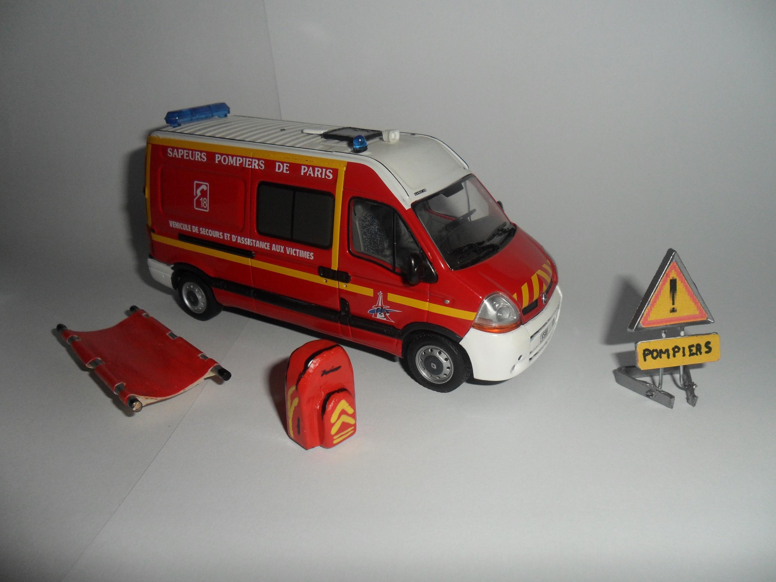 photos de miniatures de v hicules d 39 urgence page 356 auto titre. Black Bedroom Furniture Sets. Home Design Ideas