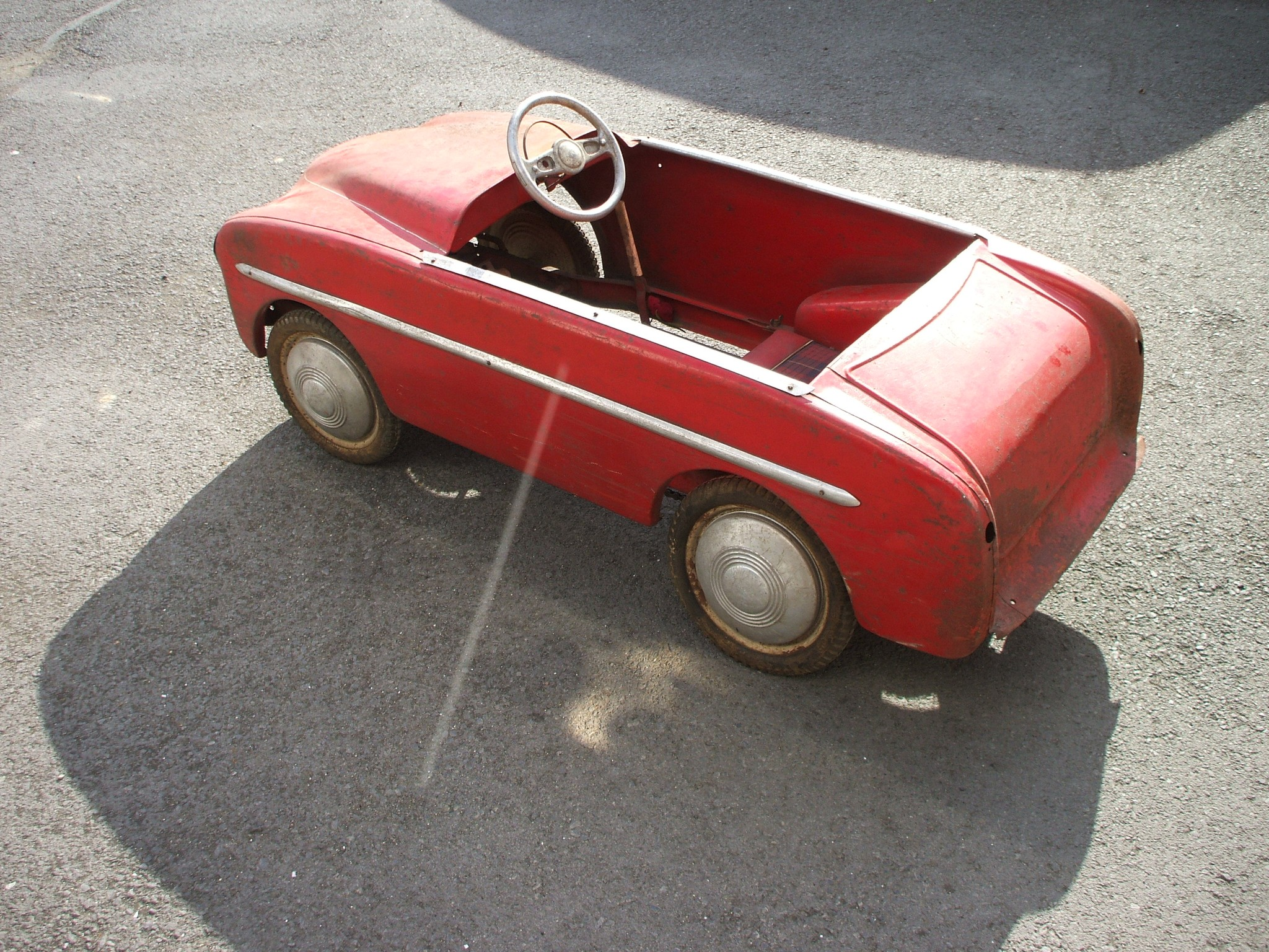 Voiture أ Anciens JouetsJeux Ancienne Pأ©dales Oy8wvN0mn