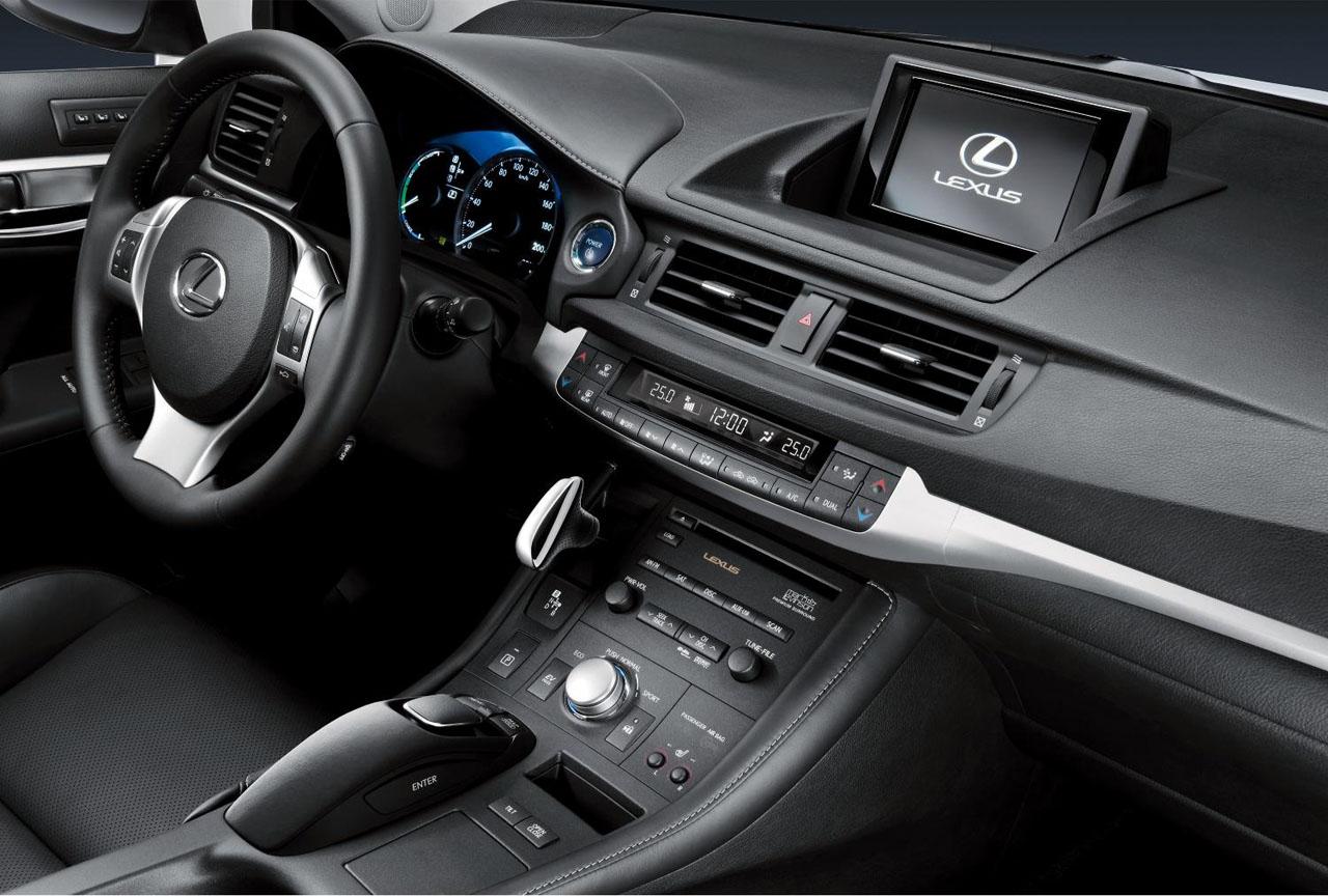 Lexus Ct200h Used >> Lexus CT - Auto titre