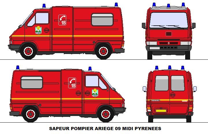 Dessins de v hicules de secours sur paint page 3 auto - Camion de pompier a dessiner ...