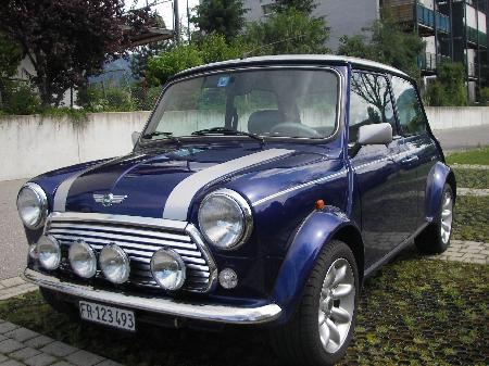 Conseil Achat Mini Ancien Modèle Auto Titre