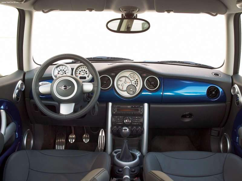 Futur Achat Mini Cooper S R53 170ch Avis Conseils Auto Titre