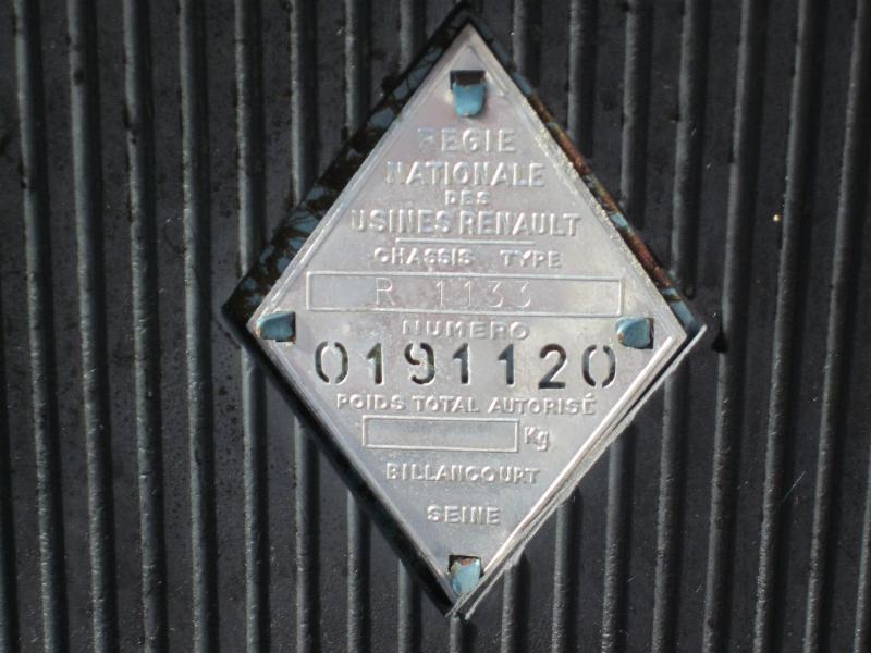 plaques de numéro datant Speed datant de Londres 2016