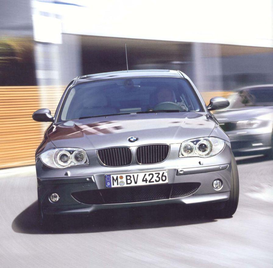 Bmw 120d: [STR] Essai : BMW 120d