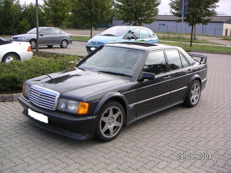 Quot Rajeunir Quot Ma Mercedes 190e 2 0 122ch Auto Titre