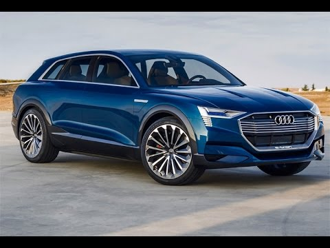 audi q6 e tron 2018 auto titre. Black Bedroom Furniture Sets. Home Design Ideas