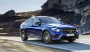 Mercedes GLC Coupé : La réponse au X4 !