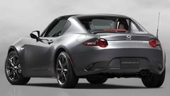 Mazda MX-5 RF : le MX-5 à la sauce targa
