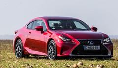 Essai Lexus RC 300h : Coupé à cœur hybride