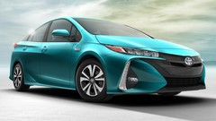 Toyota Prius 4 Plug-In Hybrid : La Toyota Prius Plug-in Hybrid s'émancipe
