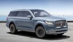 Lincoln Navigator Concept : la surprise de New York