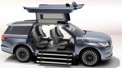 Lincoln Navigator Concept : tout en finesse…