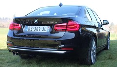Essai BMW 330e: Une hybride pour un type de conduite