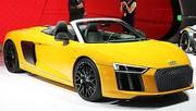 Audi R8 Spyder II