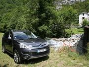 Essai Citroën C-Crosser HDI 160 FAP : Citroën sort à son tour des sentiers battus !