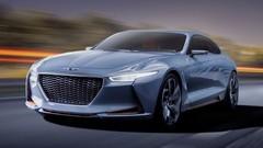 Genesis : un concept de berline pour la marque de luxe de Hyundai