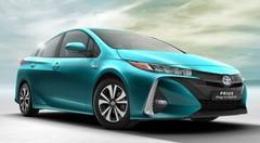 Toyota Prius hybride rechargeable 2016 : premières photos officielles