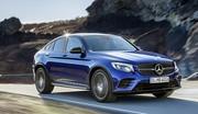 Mercedes GLC coupé : le rival du X4 dévoilé à New York