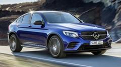 Mercedes GLC Coupé : A l'assaut du BMW X4