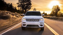 Jeep Grand Cherokee Trailhawk & Summit