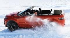 Essai : Range Rover Evoque Cabriolet : Un mariage inédit :