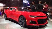 Chevrolet Camaro ZL1 : Musclée à souhait, la nouvelle Chevrolet Camaro ZL1