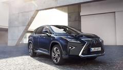 Lexus RX : une version à 7 places officialisée pour 2018