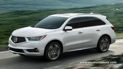 Acura MDX, un gros SUV hybride pour les américains