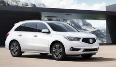 Acura MDX restylé