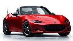 Mazda : la MX-5, voiture mondiale de l'année 2016