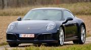 Essai Porsche 911 Carrera : Régime turbo !