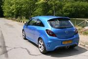 Essai Opel Corsa OPC : elle enfile le bleu de chauffe