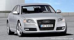 Audi A8 : la petite essence + verte que la diesel