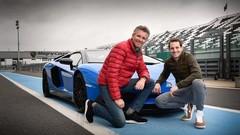 Emission Automoto : Renaud Lavillenie et ses voitures, Range Rover Evoque