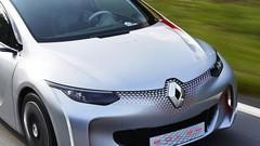 Renault Clio à aide électrique