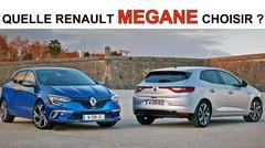 Quelle Renault Mégane choisir?