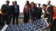 La France donne un coup de pouce à la route solaire