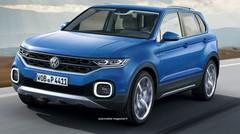 Volkswagen Polo SUV : La future Polo s'offre une variante SUV