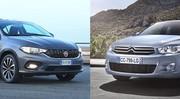 Fiat Tipo contre Citroën C-Elysée : laquelle en offre le plus pour 14 000 € ?